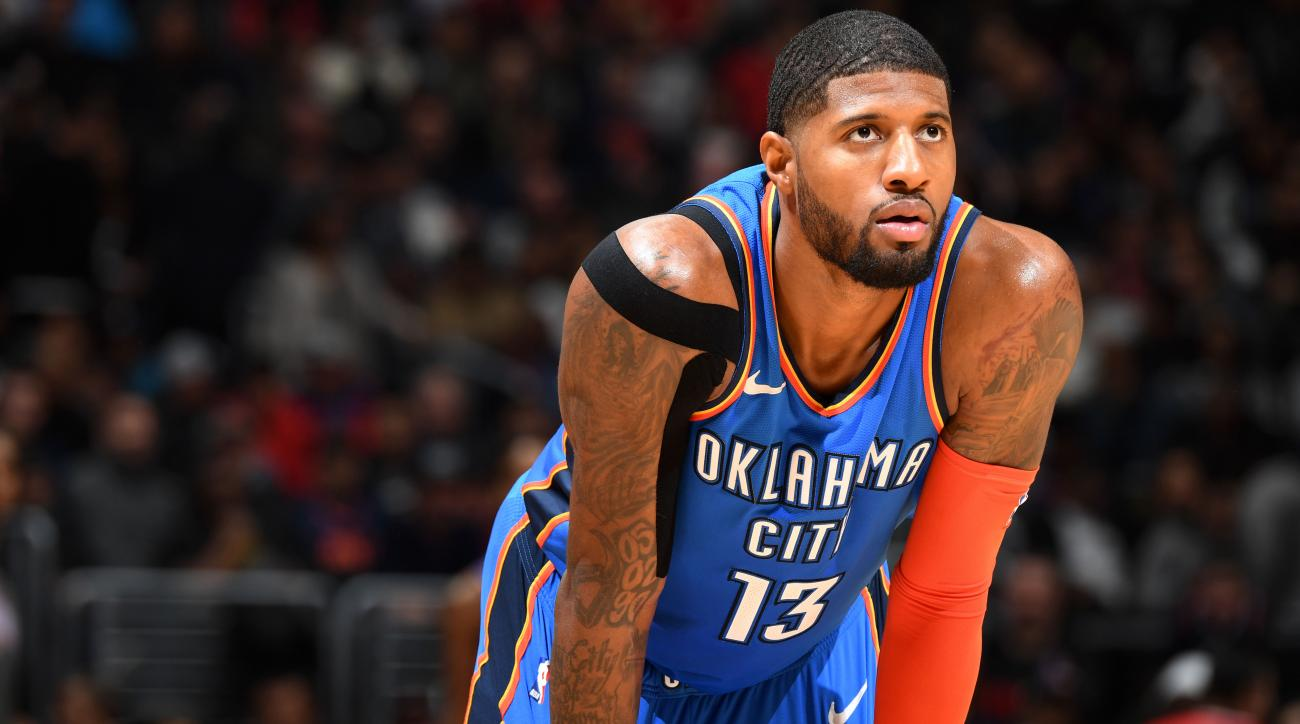 Paul George pens farewell to Thunder after LA deal