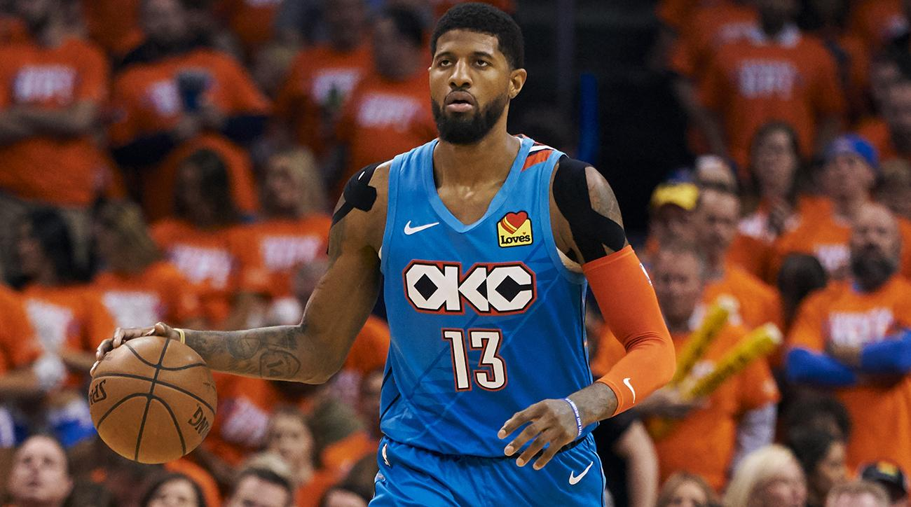 Paul George traded to Clippers