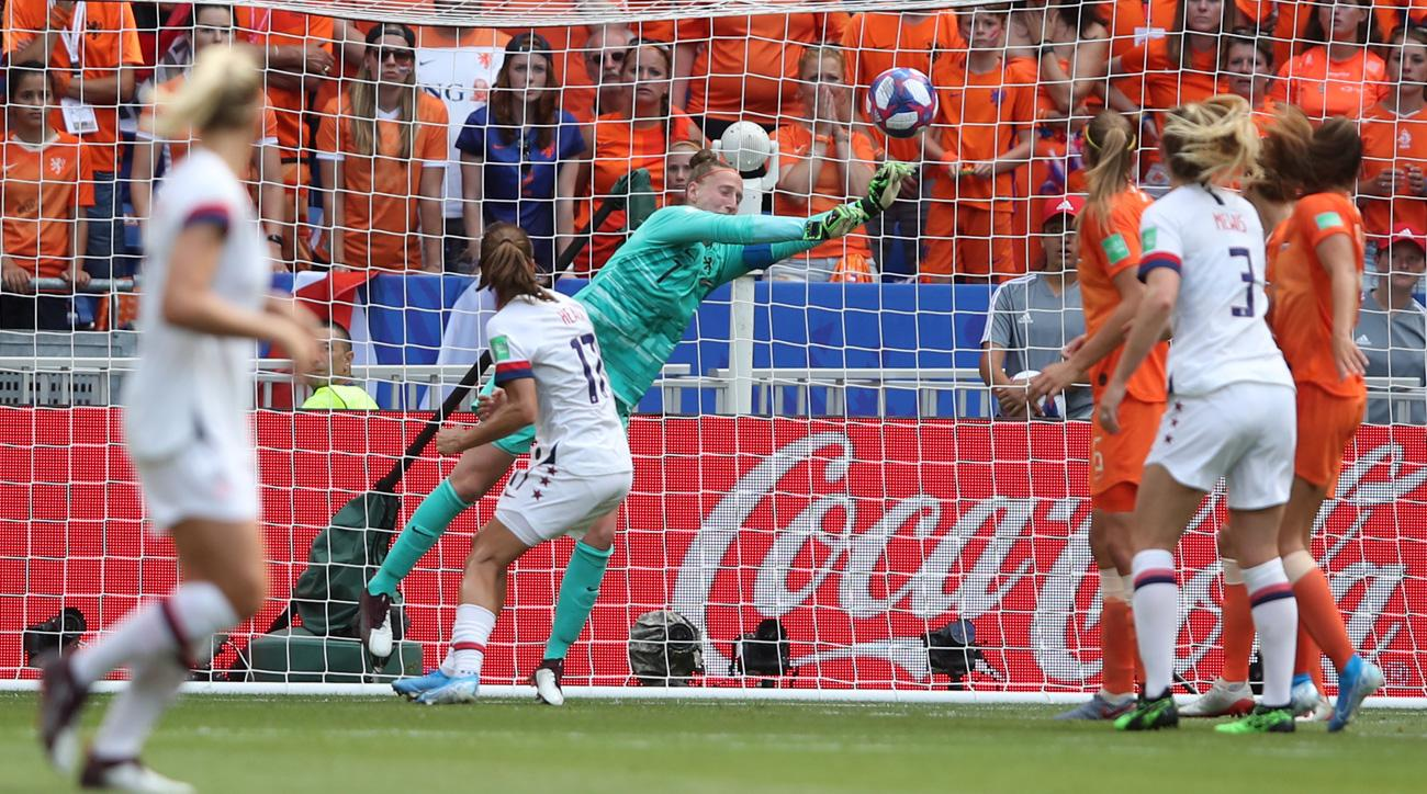 Women's World Cup Final Highlights: USA vs. Netherlands