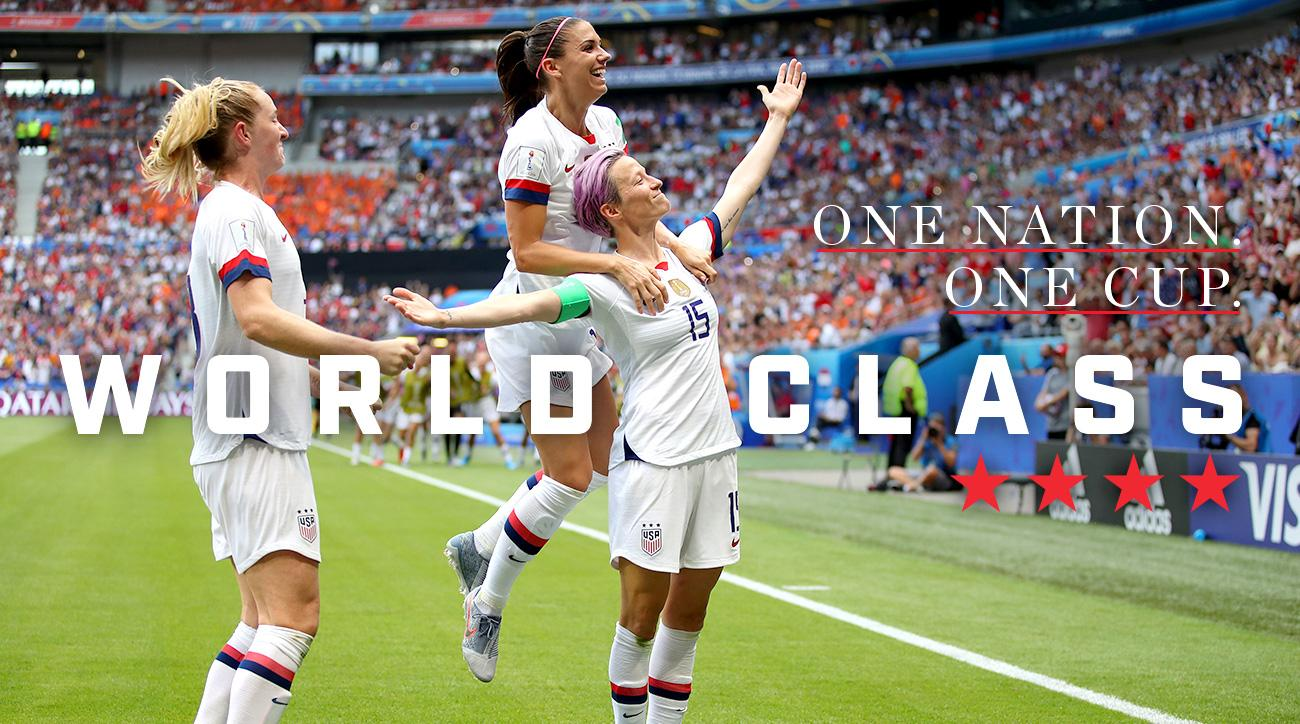 The U.S. women's national team has won a fourth Women's World Cup title