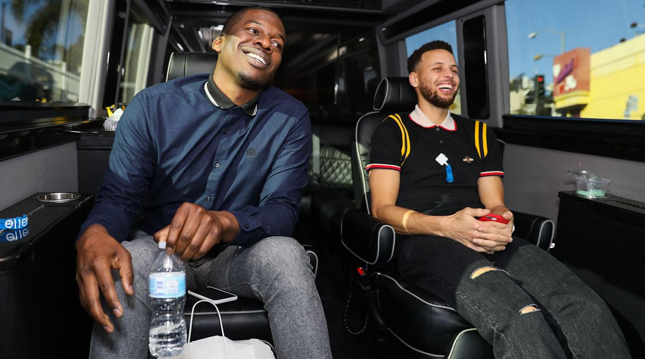 Meet Jeron Smith, the Man in Charge of Building Stephen Curry's Media Empire