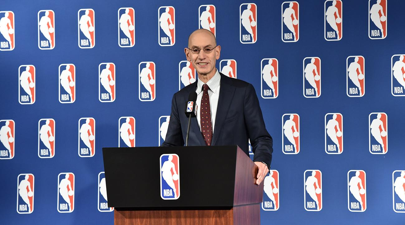 The NBA Needs to Address its Free Agency Problem—and Adam Silver Knows It