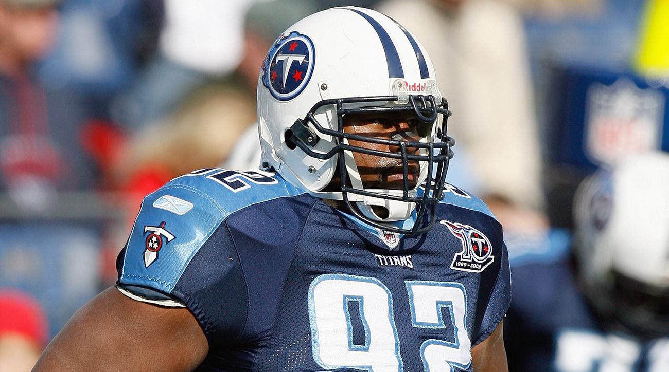Former Titan, Vol DL Haynesworth in