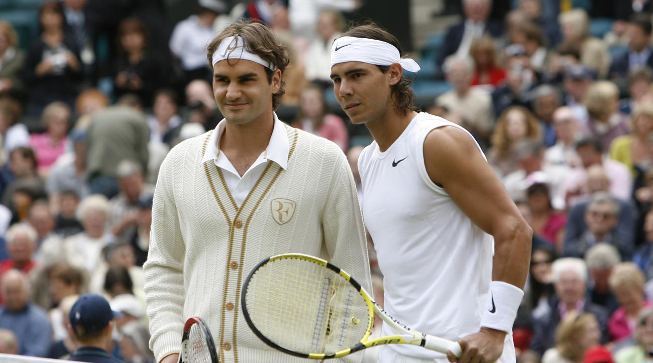 Rafael Nadal Roger Federer