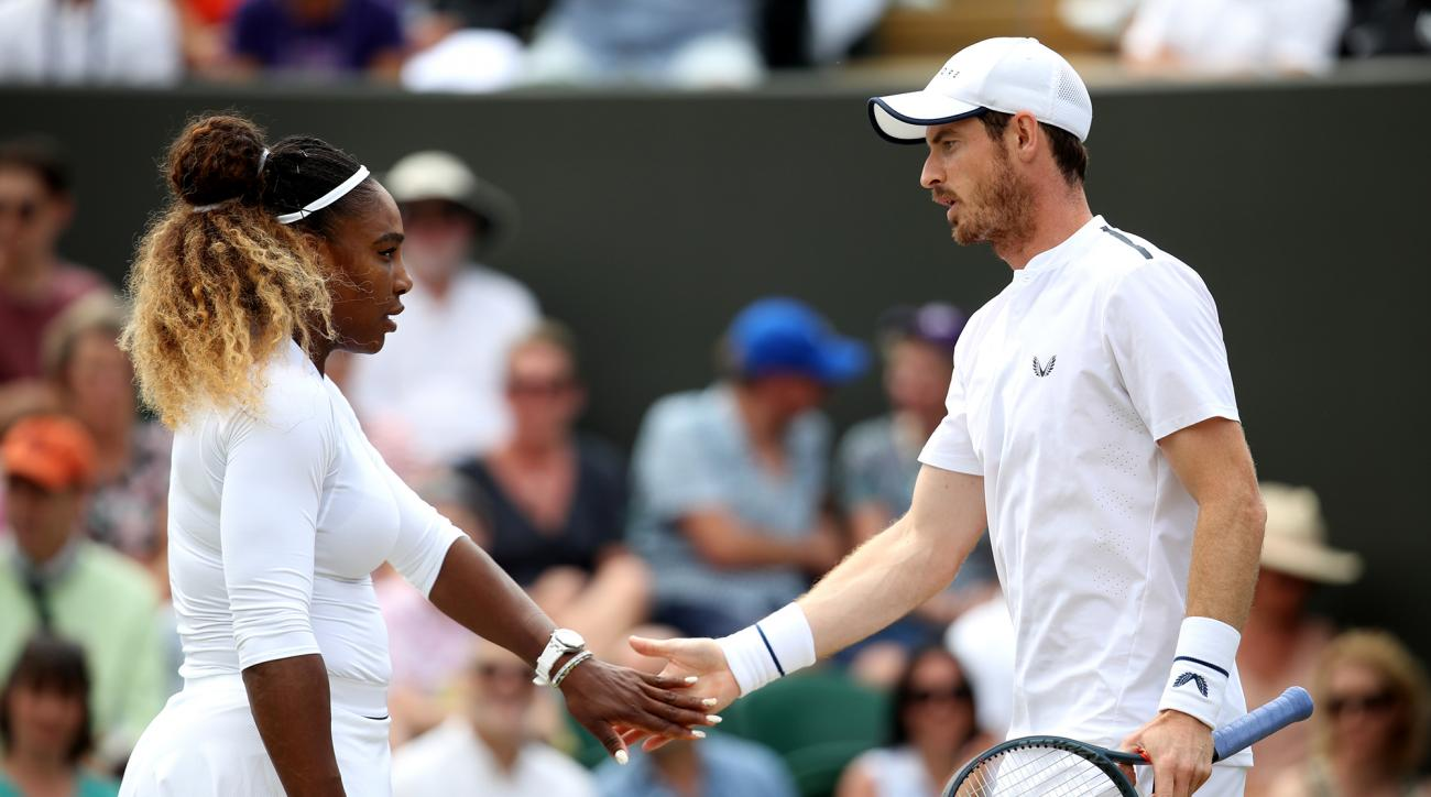 Mailbag: In Appreciation of the Serena/Murray Doubles Team at Wimbledon