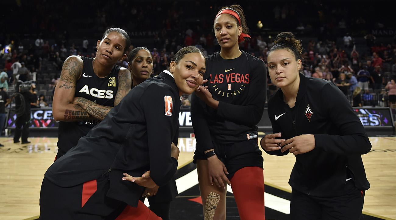 Elena Delle Donne, A'ja Wilson named WNBA All-Star captains