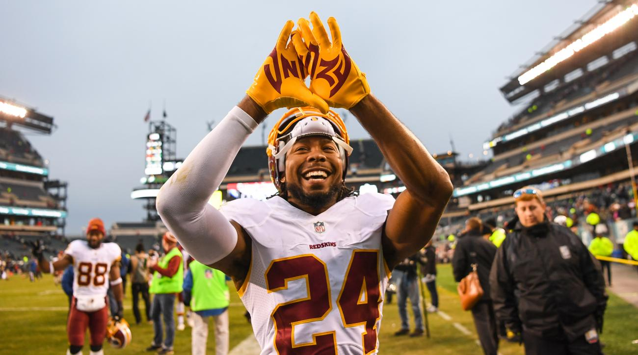 Redskins' Josh Norman runs with bulls in Pamplona, Spain: It was 'crazy'
