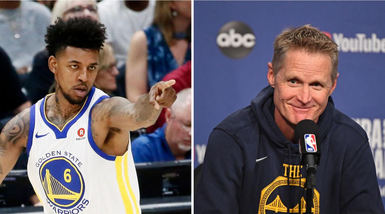 Swaggy P Gives High Compliment to Steve Kerr's Blunt Rolling Abilities