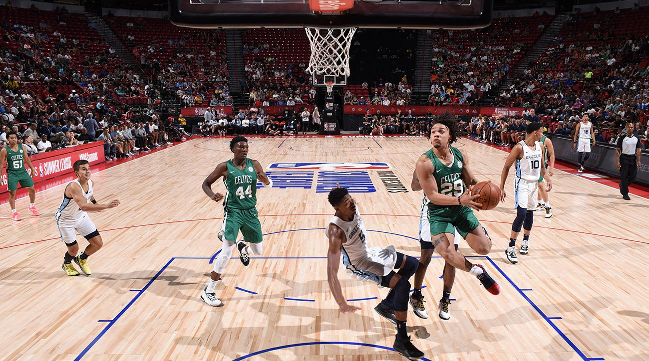 The Future of NBA Broadcasts Is on Display During Summer League