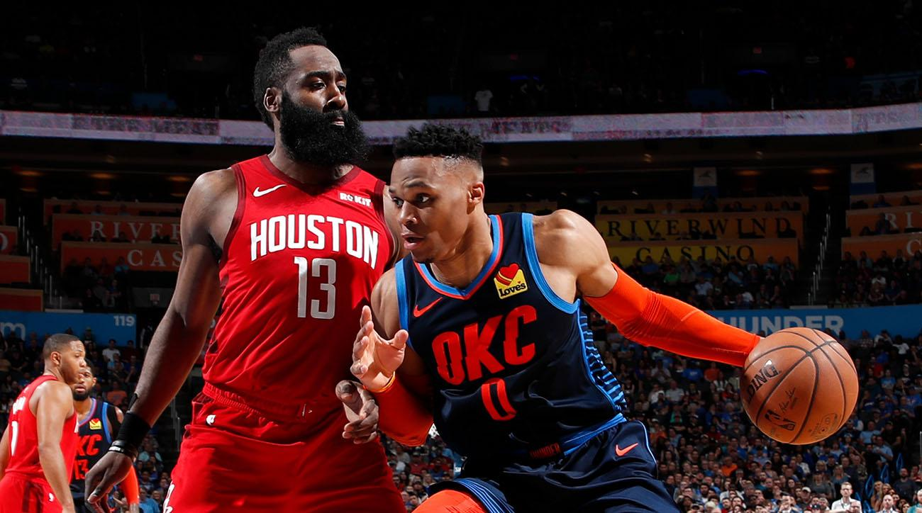 Why the Pairing of Russell Westbrook and James Harden Won't Be a Simple Fit