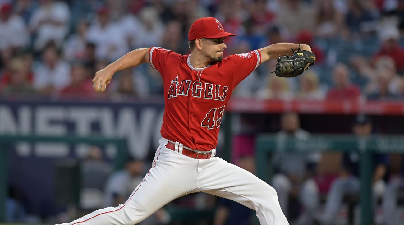 MLB: JUL 12 Mariners at Angels