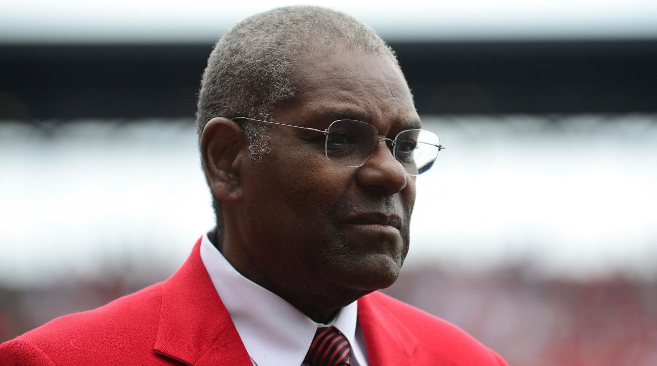 Cardinals legend Bob Gibson