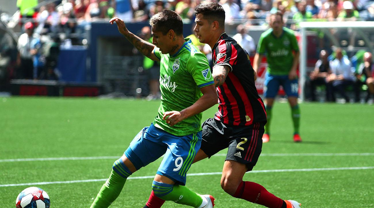 Atlanta United FC v Seattle Sounders FC