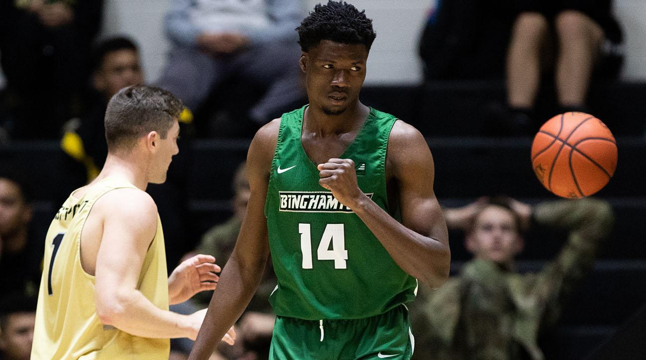 Binghamton University Basketball Player Calistus Anyichie Identified in Drowning