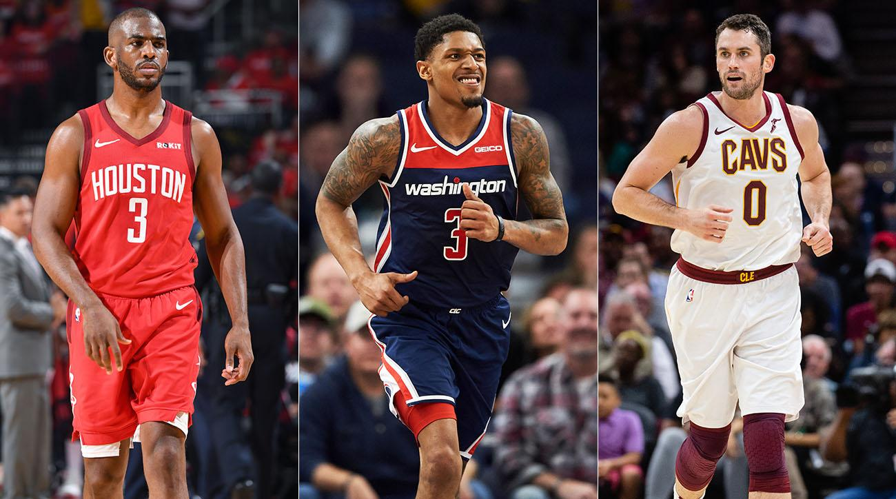 NBA trade candidates: Chris Paul, Kevin Love and Bradley Beal | SI com