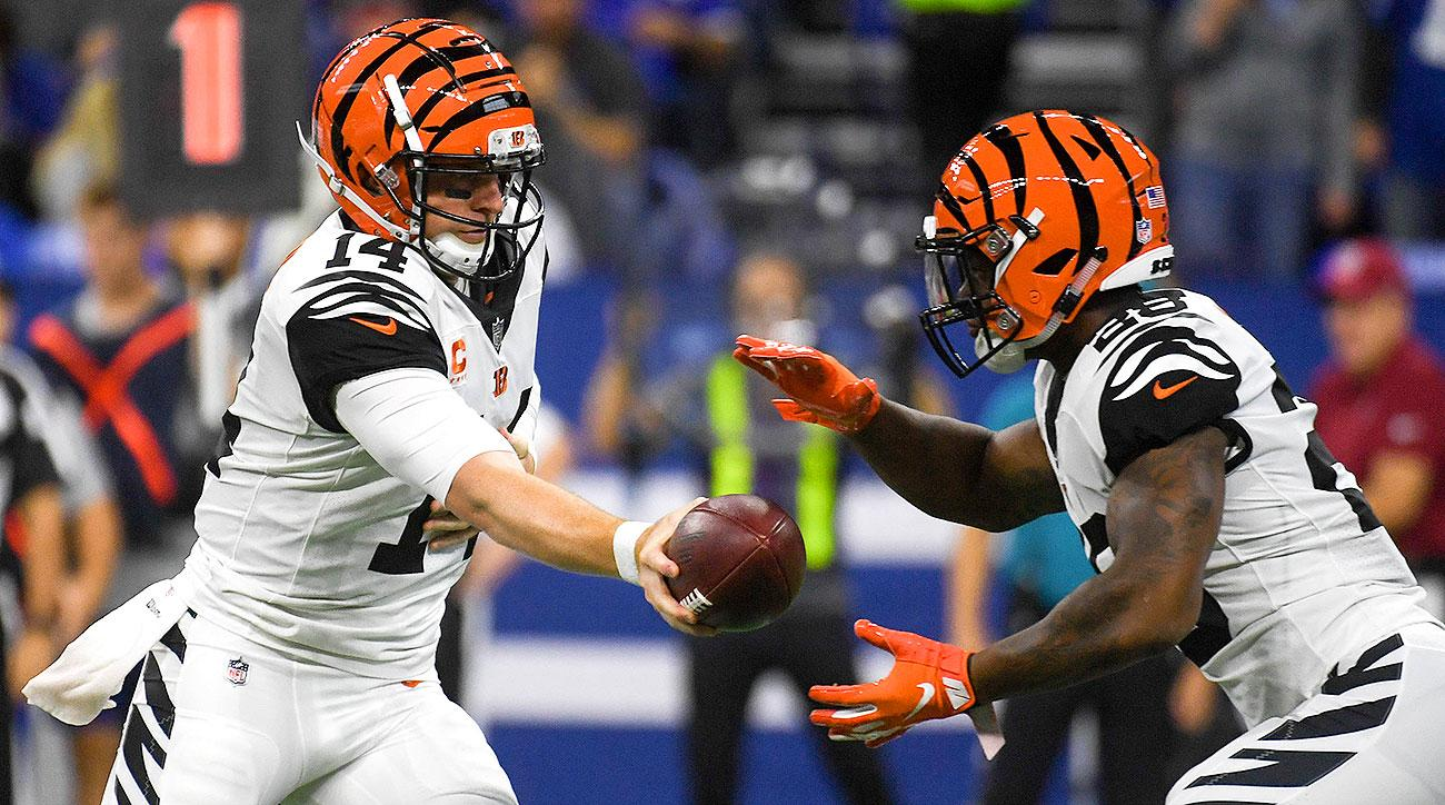 2019 Bengals Preview: Andy Dalton, Joe Mixon