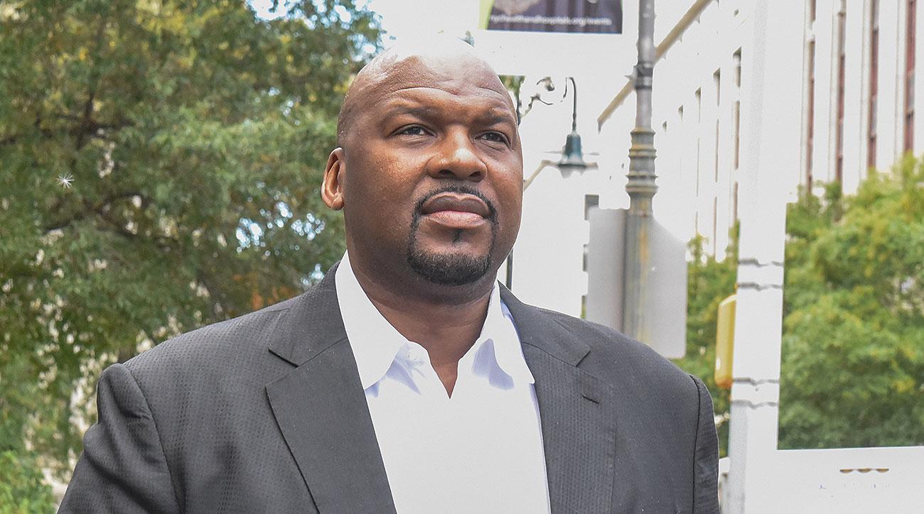 Chuck Person Auburn basketball NCAA corruption bribery scandal trial