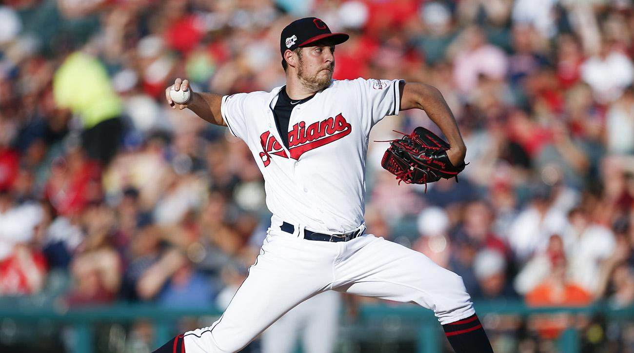 MLB Rumors: Is Indians Pitcher Trevor Bauer On The Trading Block?