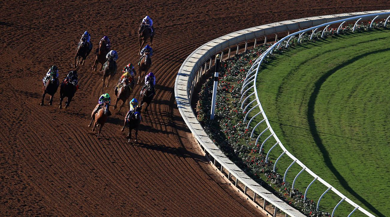 Two horses die at Del Mar track