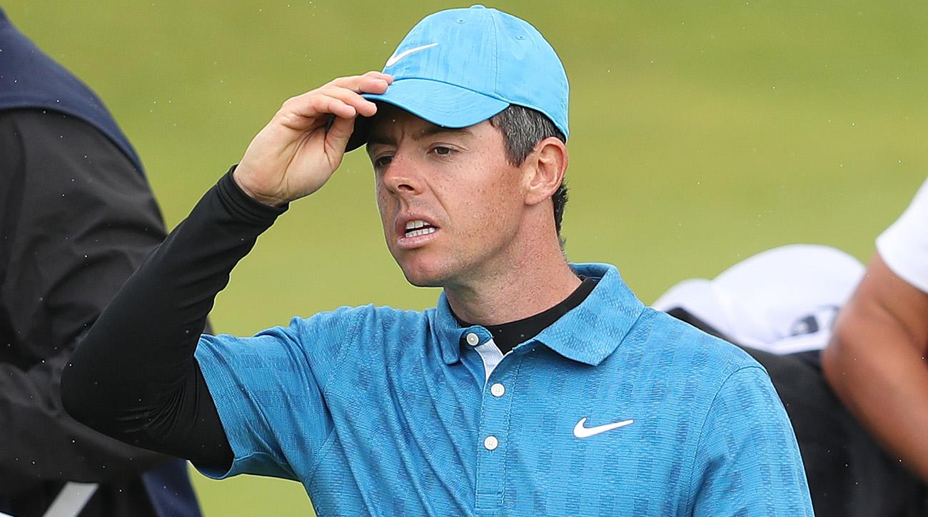 Rory McIlroy's Portrush Homecoming Gets Off to a Disastrous Start