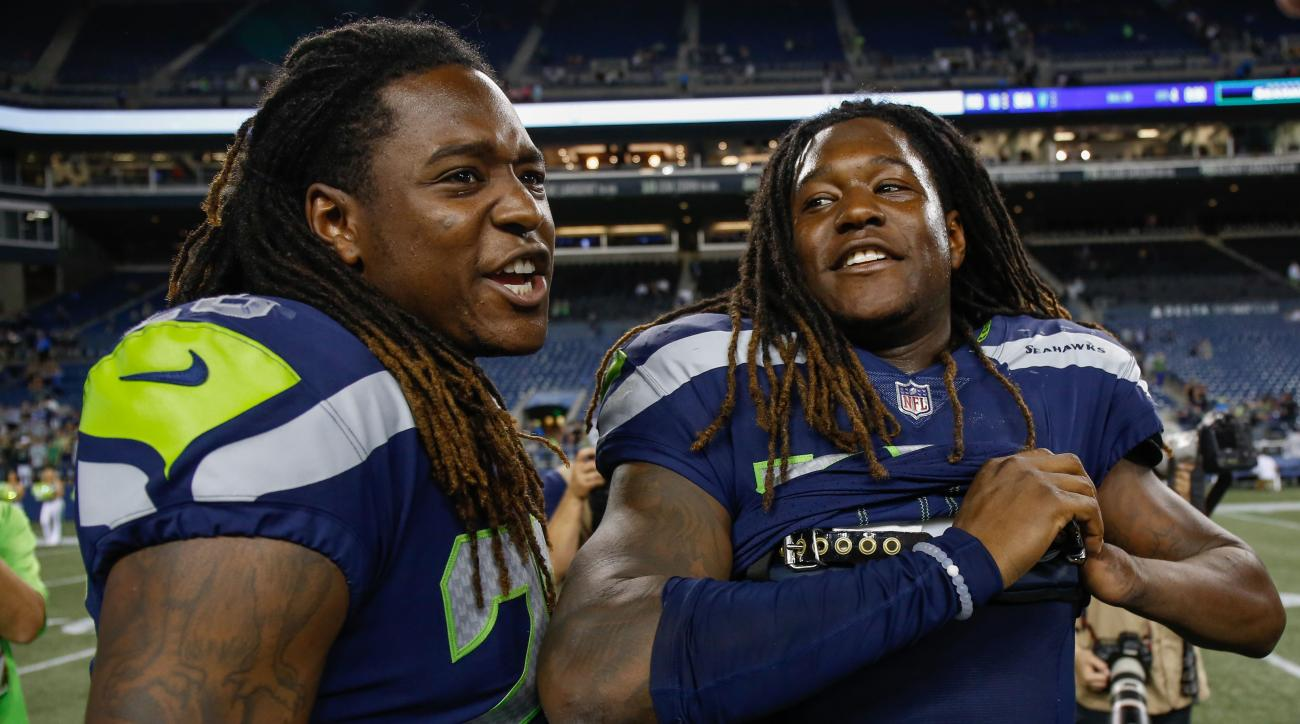 NFL, Shaquem griffin, Shaquill griffin, central florida, ucf, george o'leary, wire