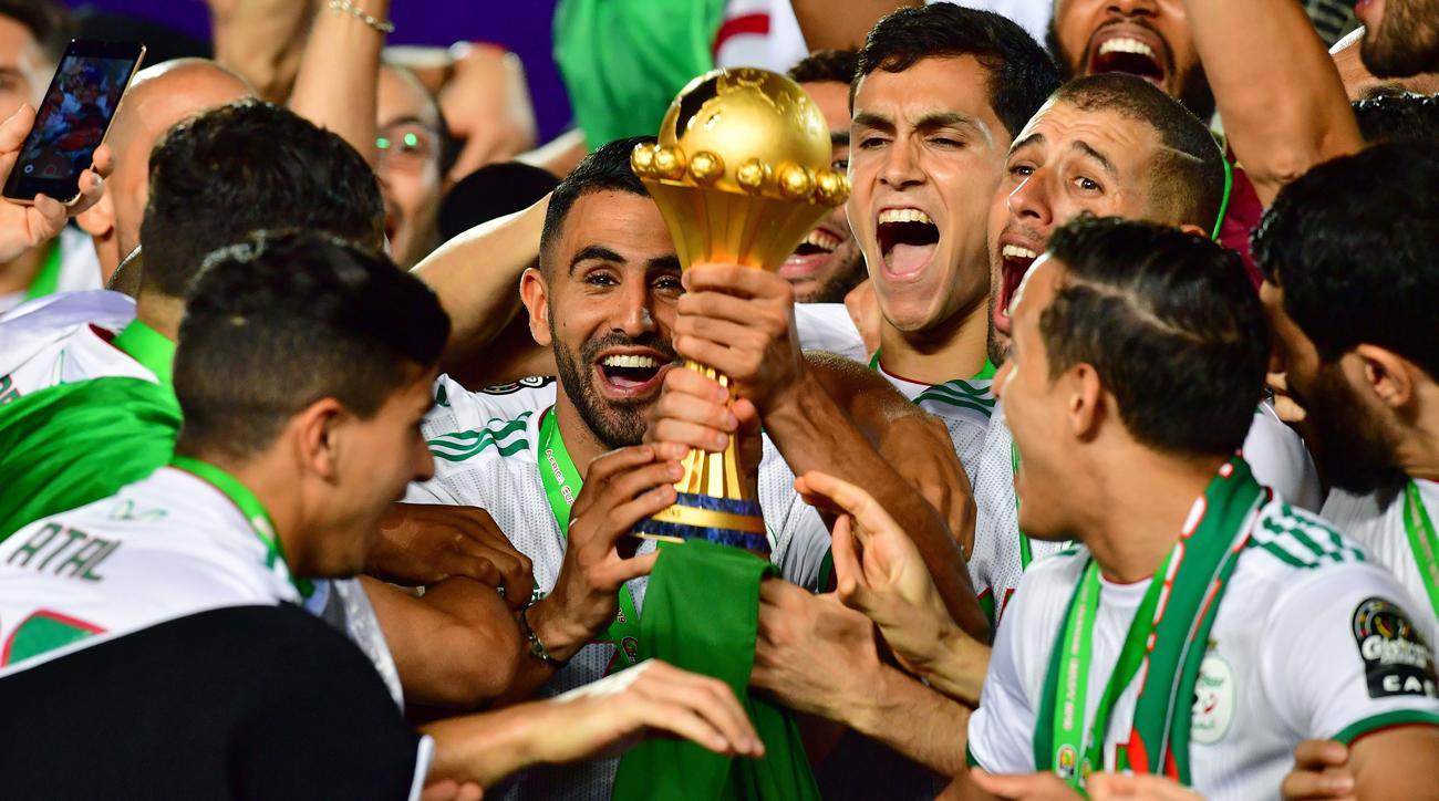Algeria's Deserved Title Caps Africa Cup of Nations Clouded By CAF's Woes