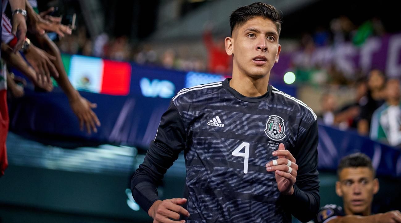 Ajax Signs Mexico's Edson Alvarez From Club America