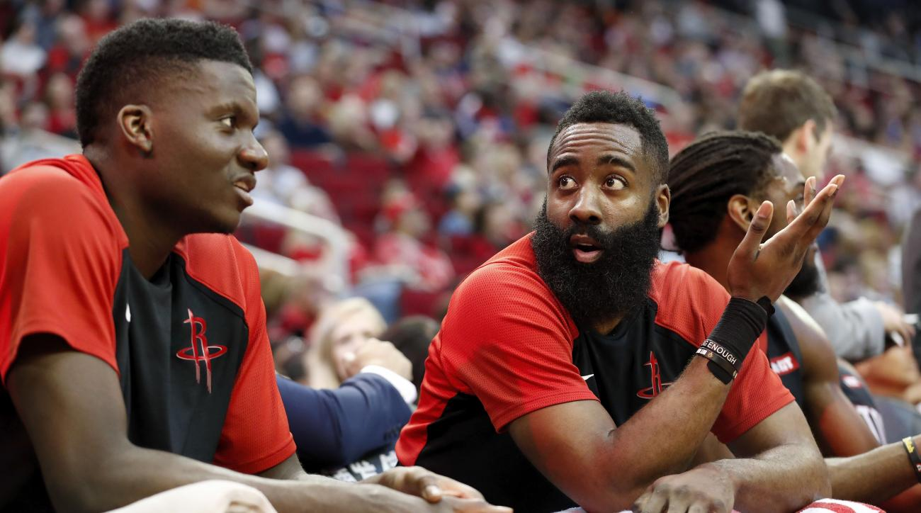 James Harden explains how step-back isn't a travel