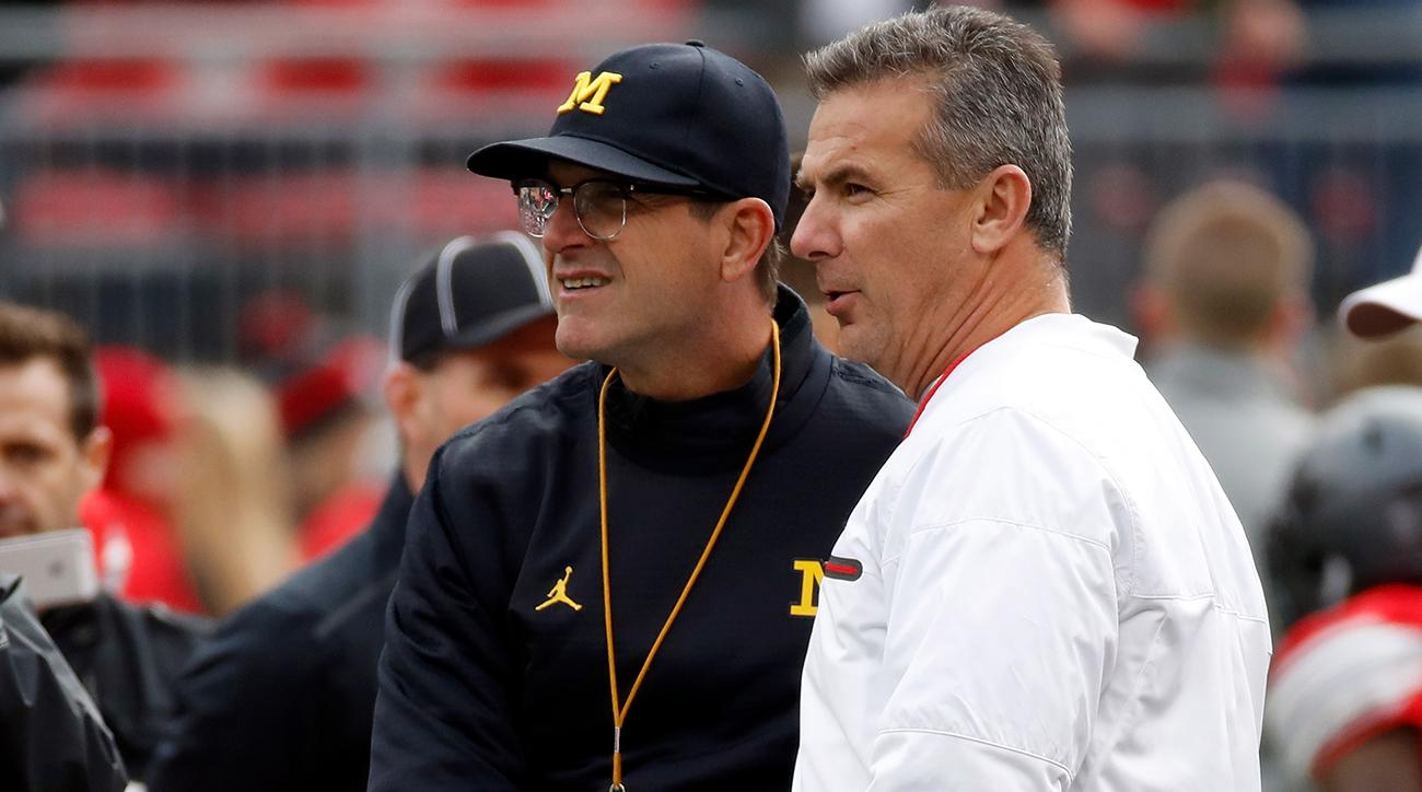 There Is Nothing Remotely Controversial About Jim Harbaugh's Urban Meyer Comments