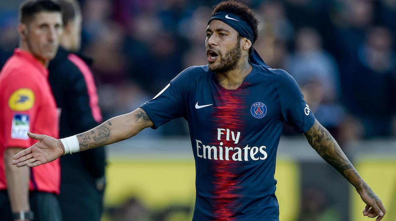 Neymar could be leaving PSG