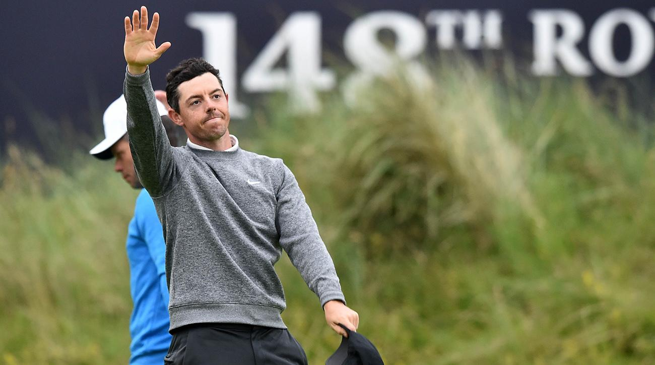 Rory McIlroy Finds He Can Go Home Again—Even If He Misses the Cut
