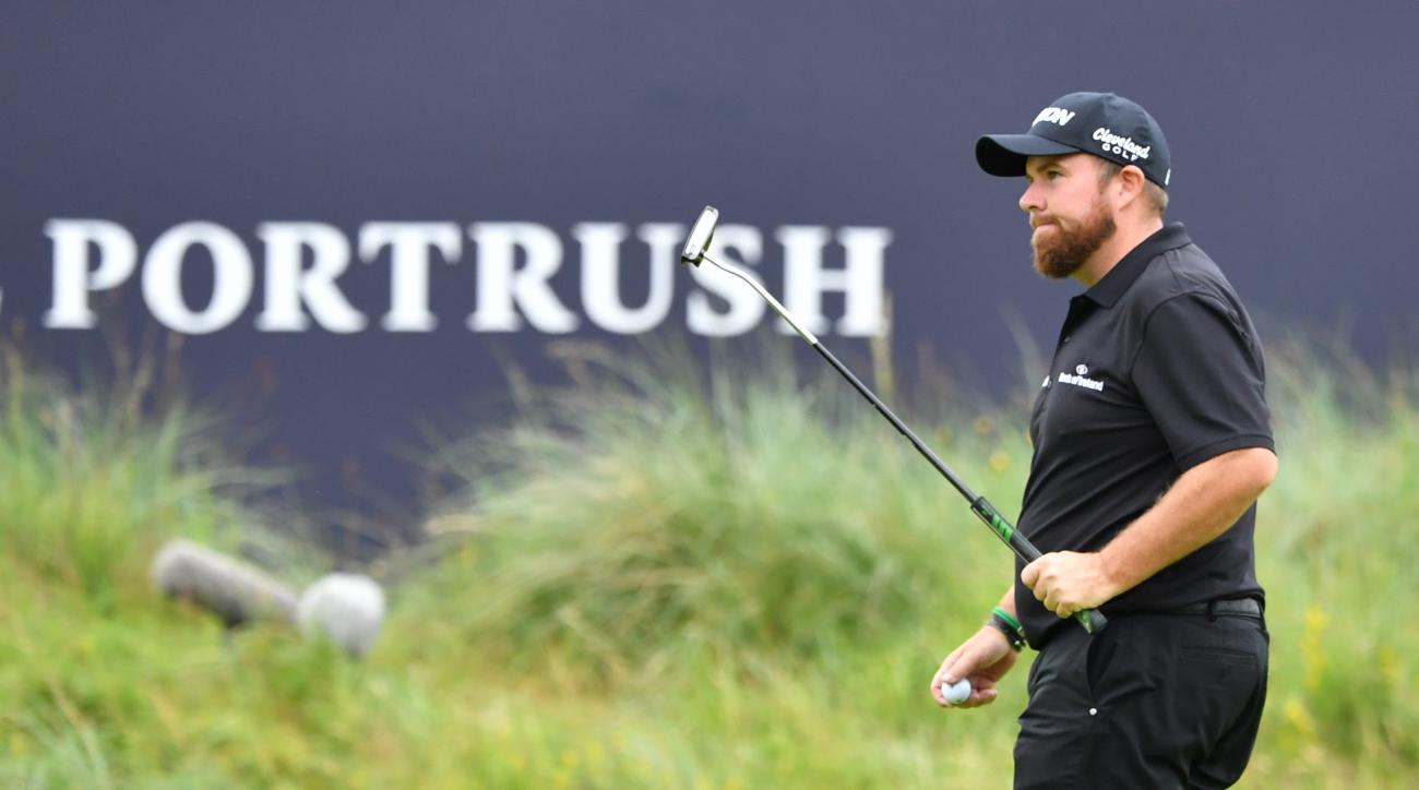 Lowry and Holmes Lead, Superstars Lurk Heading Into Weekend at the Open