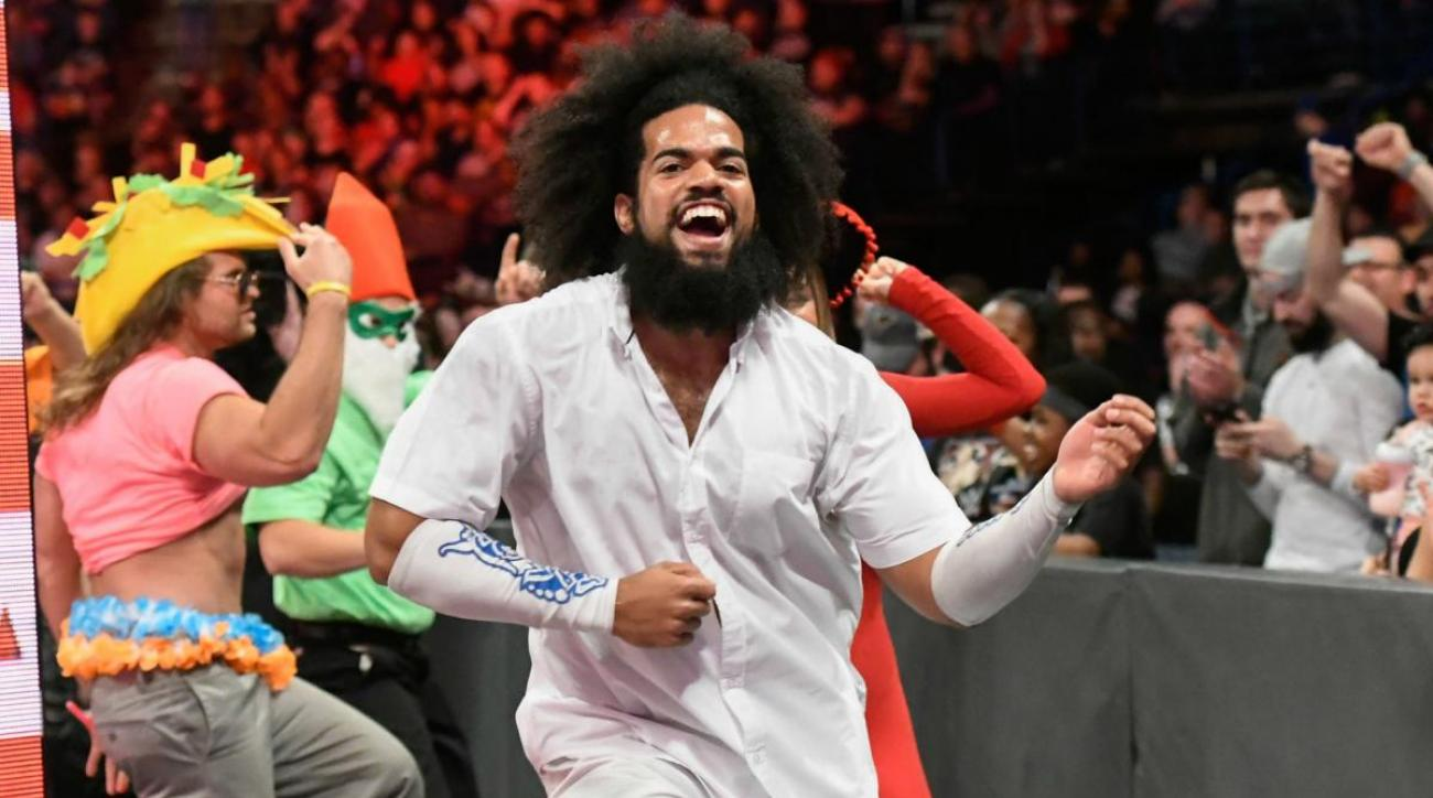 No Way Jose: How WWE wrestler sees his role in the company