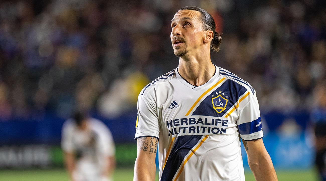 Zlatan Ibrahimovic Curses at LAFC Coach After Galaxy Win: 'Go Home, You Little B----'