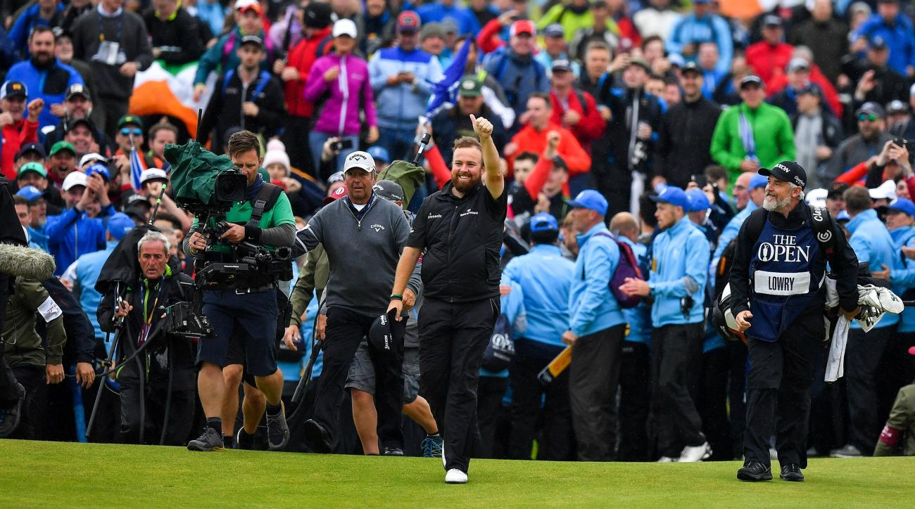2019 British Open Parting Thoughts: Lowry's Victory, Koepka Makes History and More