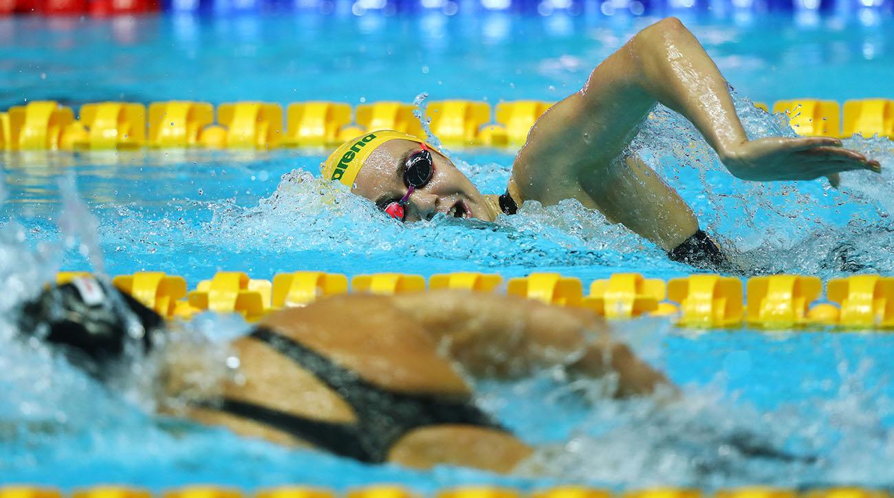 Aussie Titmus beats Katie Ledecky in 400m freestyle at worlds