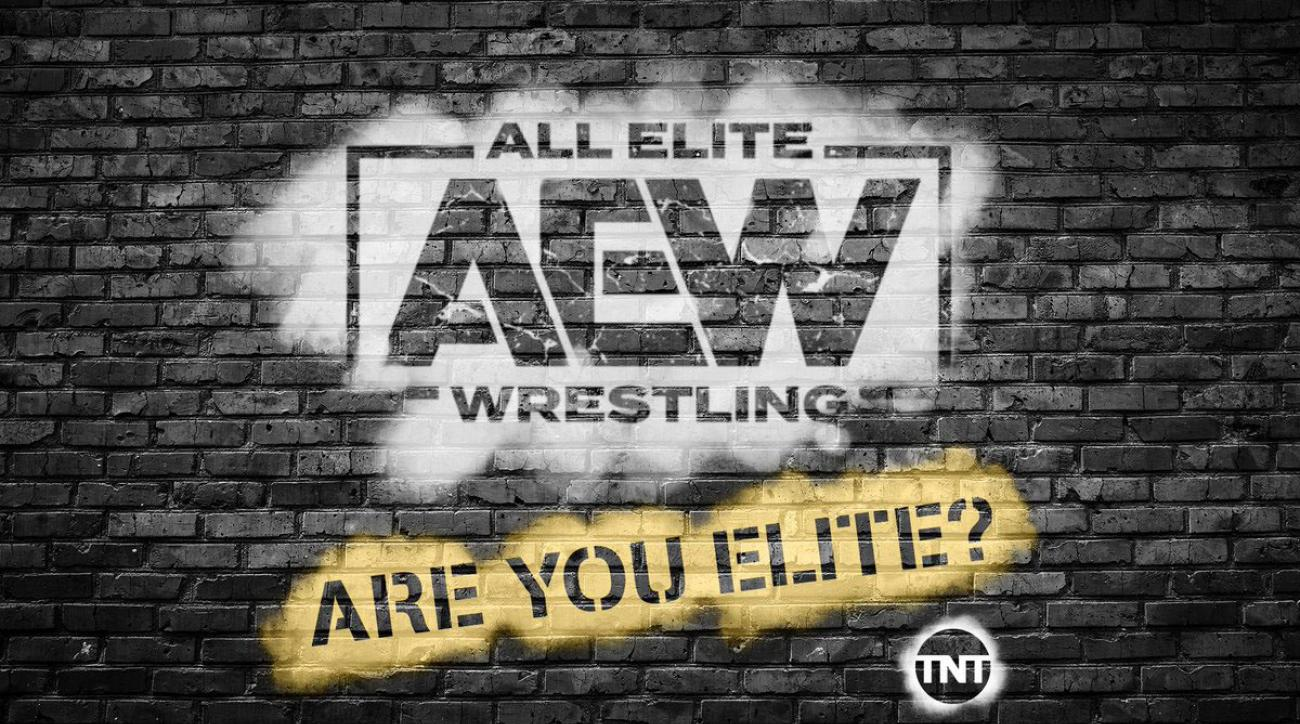 All Elite Wrestling TNT TV show debut date