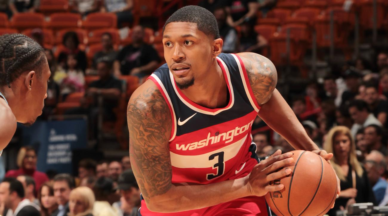 bradley beal max contract offer wizards