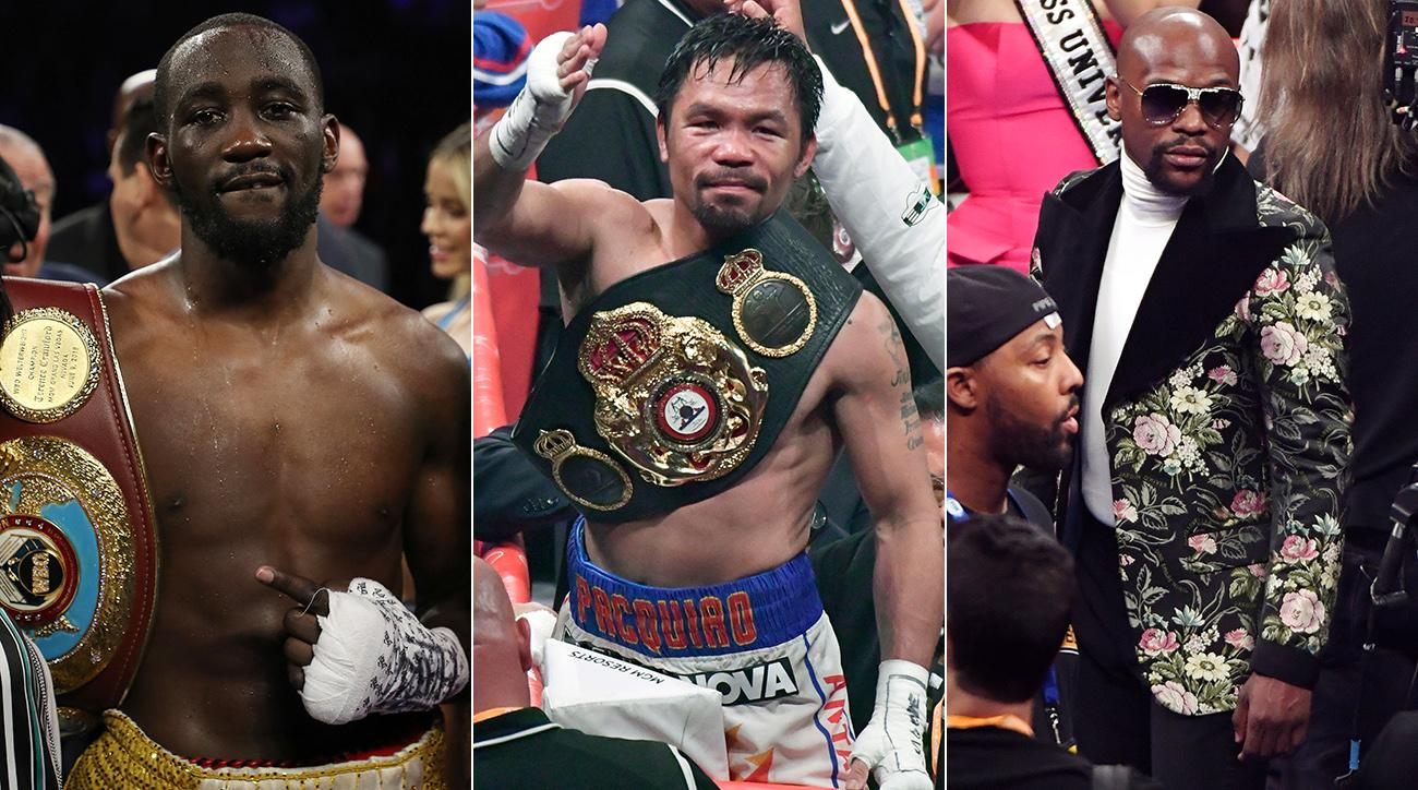 12 Rounds: Manny Pacquiao's Next Fight, Mayweather's Retirement and More