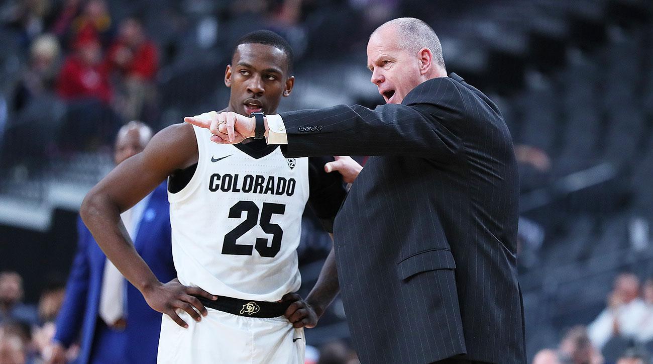 Pac 12 basketball rankings 2019-20 Arizona Colorado Oregon Washington USC