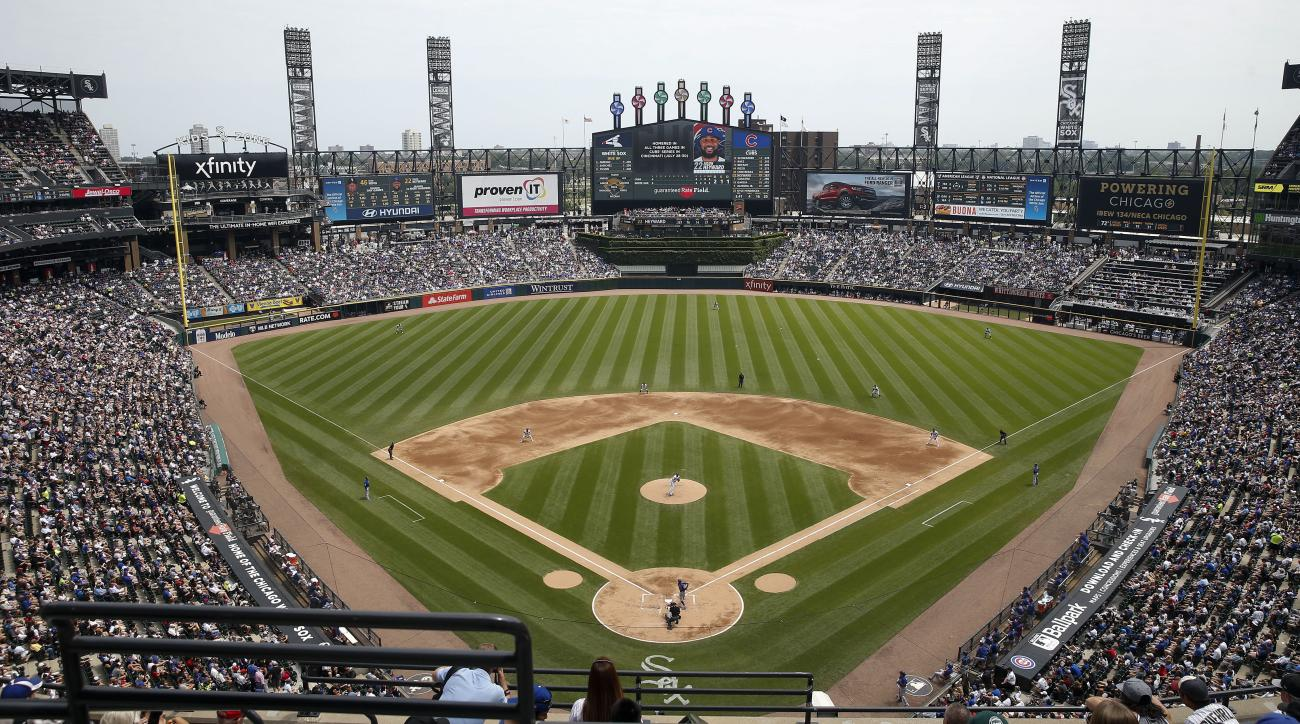 White Sox Debut Full Protective Netting at Guaranteed Rate Field
