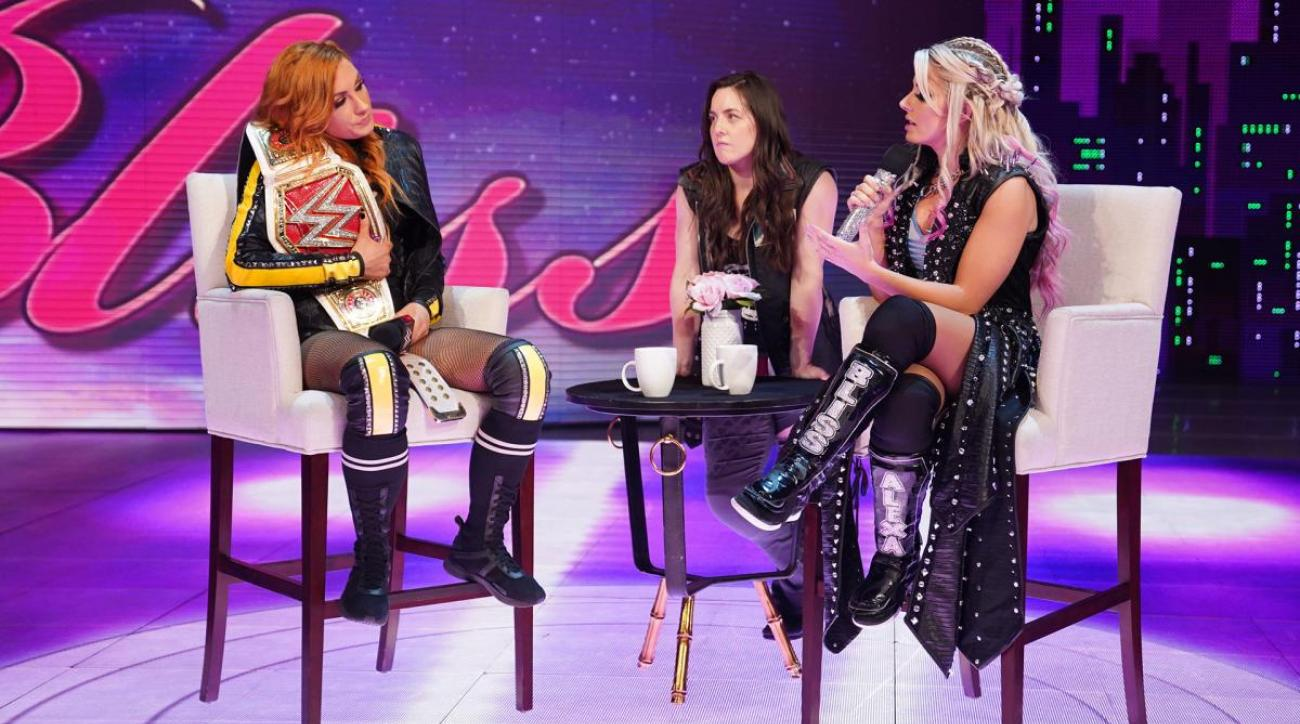 WWE Raw Reunion preview: Becky Lynch to appear with Alexa Bliss