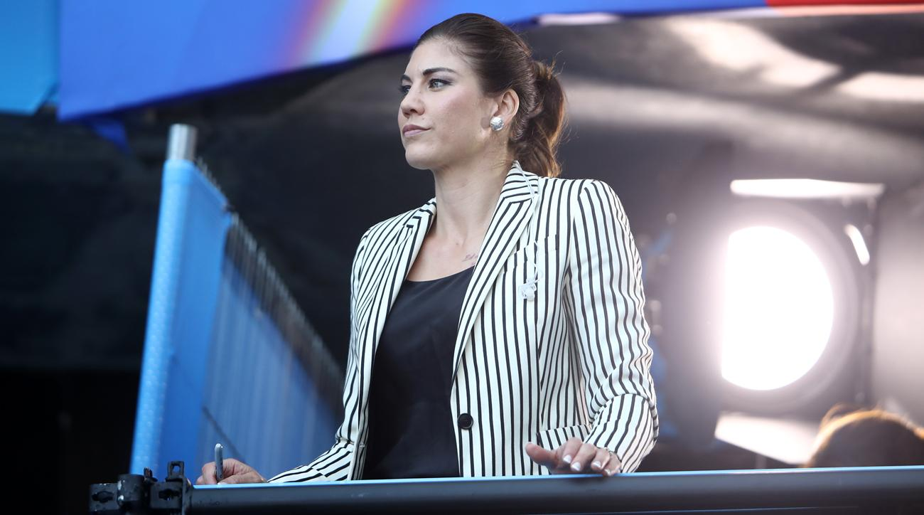 Hope Solo wants to join the USWNT's mediation with U.S. Soccer