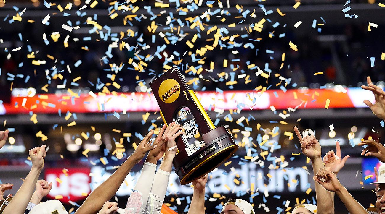 NCAA college basketball national champions teams who have never won