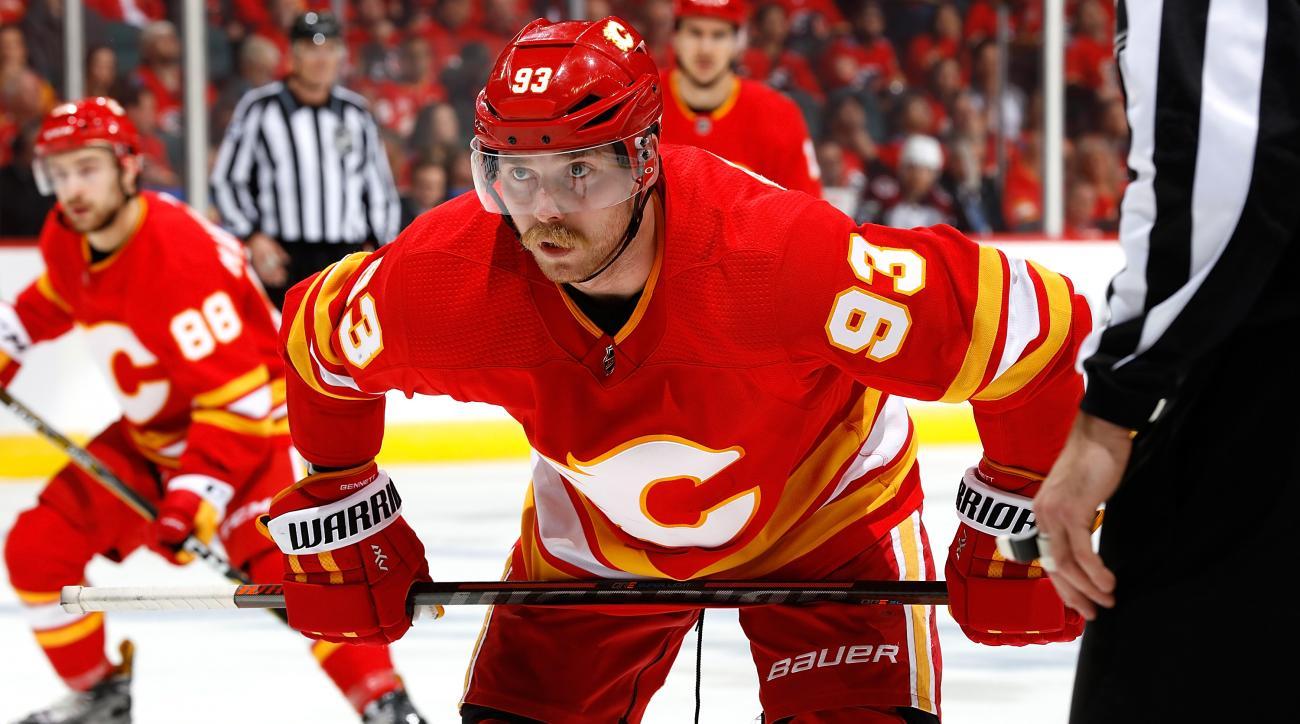 Colorado Avalanche v Calgary Flames