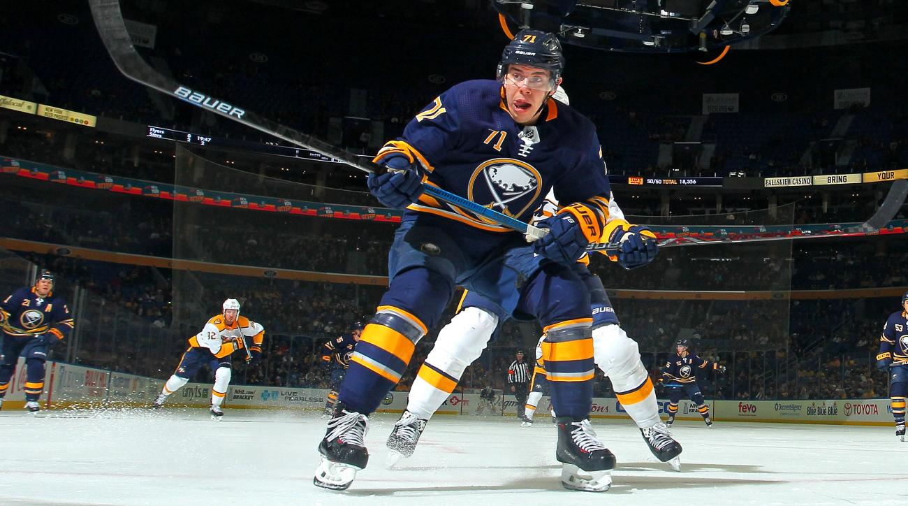 Sabres' Rodrigues lands $2M deal in arbitration