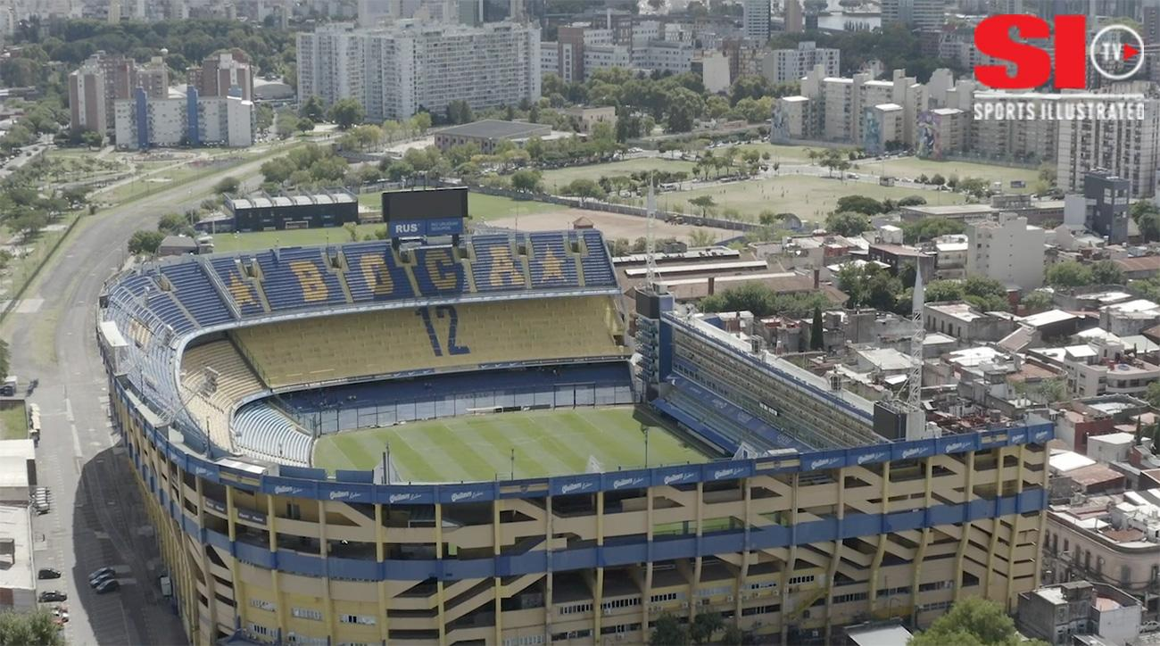 Exploring Planet Futbol heads to Argentina to learn the stories behind the country's deep connection to soccer.