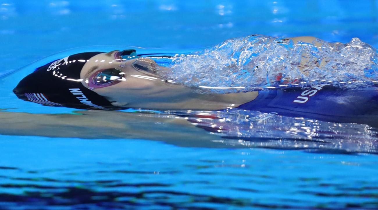 17-Year-Old Regan Smith Shatters Missy Franklin's Last Remaining World Record