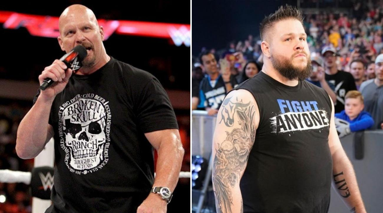 Kevin Owens: Stone Cold Steve Austin loves WWE star's character
