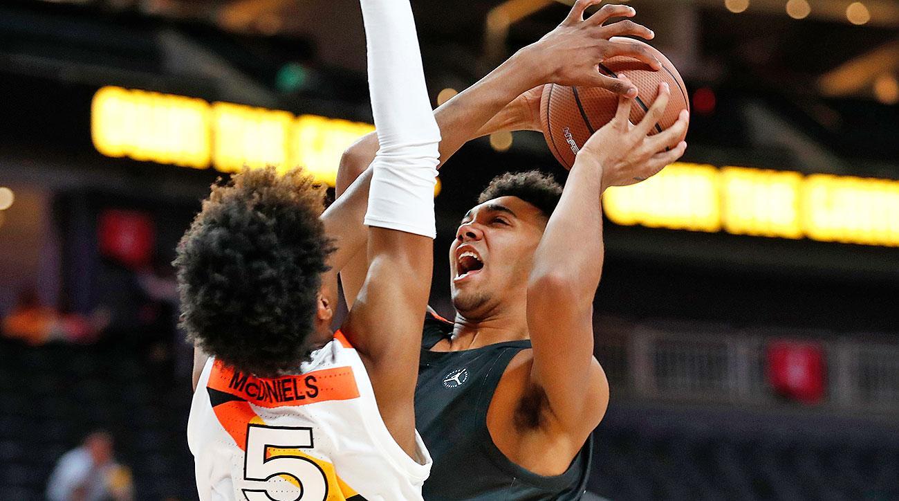 Indiana basketball recruiting Trayce Jackson Davis Hoosiers 2019